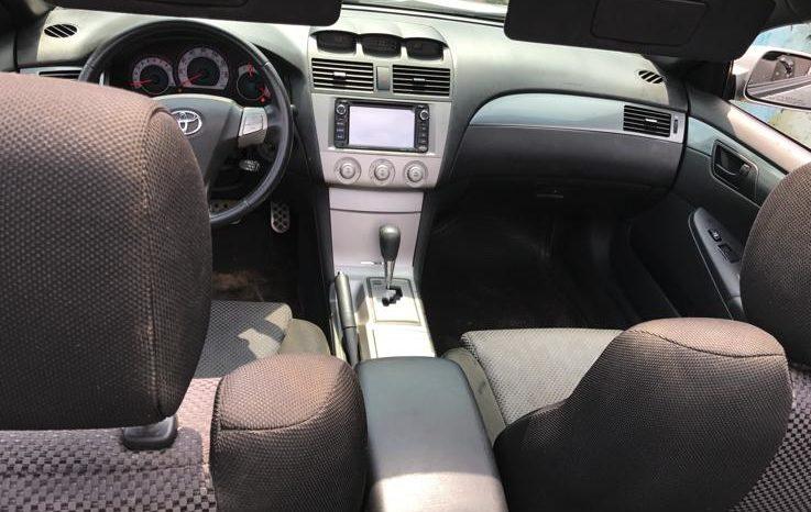 2007 Toyota Solara Convertible S full
