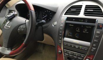 2007 Lexus ES350 Full option full