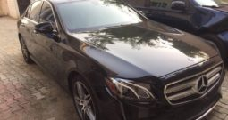 2017 Mercedes Benz E300 4MATIC